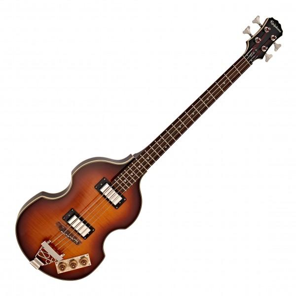 Epiphone Viola Bass, Vintage Sunburst