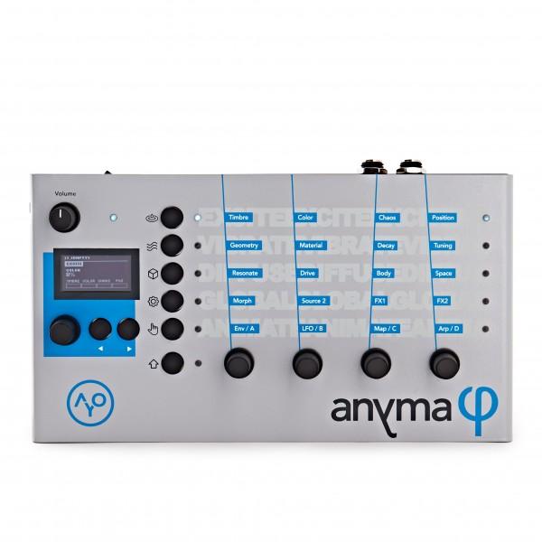 Aodyo Instruments Anyma Phi Physical Modelling Synthesizer