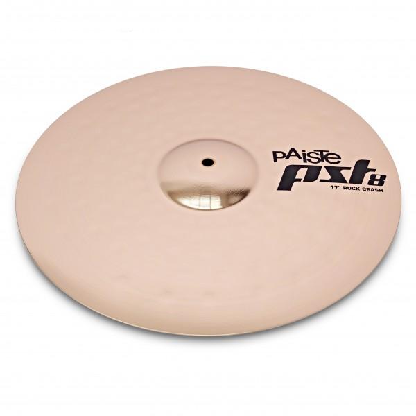 Paiste PST 8 Reflector 17'' Rock Crash Cymbal