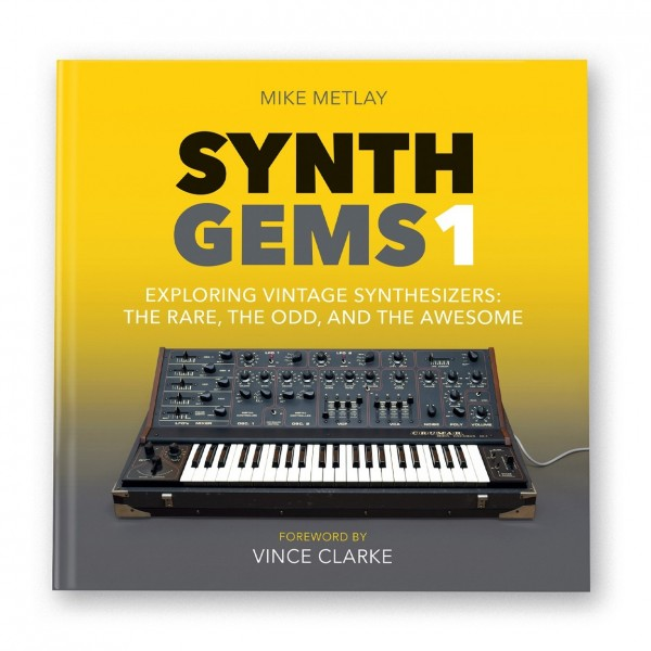 Synth Gems 1 - Front Cover
