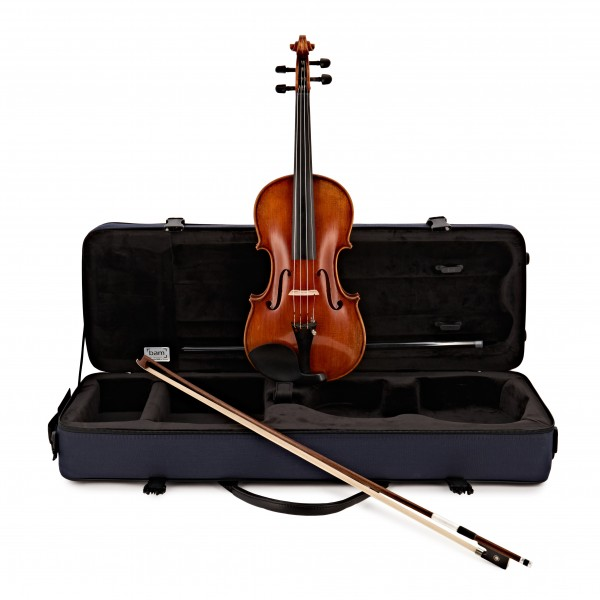 Eastman Master Series Stradivarius Violin Outfit with Gold Set Up