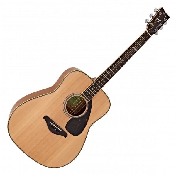 Yamaha FG840 Acoustic, Natural