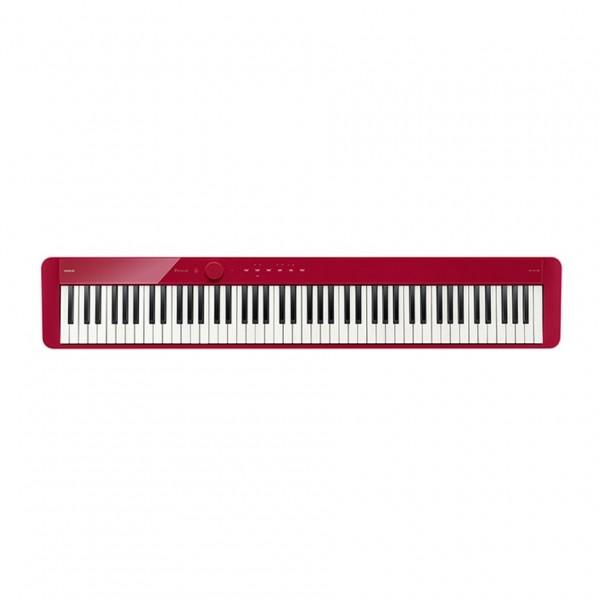 Casio PX S1100 Digital Piano, Red