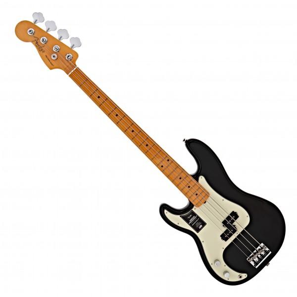 Fender American Pro II Precision Bass MN LH, Black