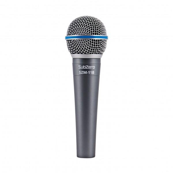 SubZero SZM-11 Beta Dynamic Vocal Microphone