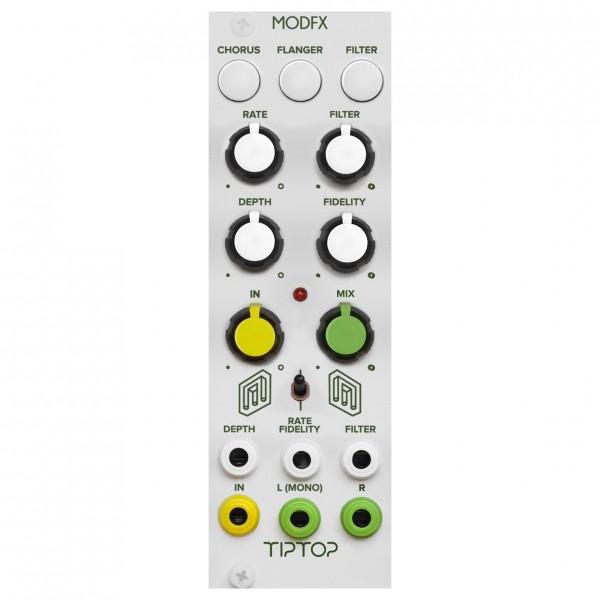 TipTop Audio MODFX, Chorus, Flanger and Filter Module (White)
