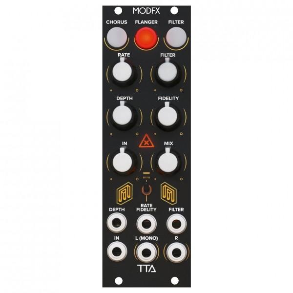 TipTop Audio MODFX, Chorus, Flanger and Filter Module (Black)