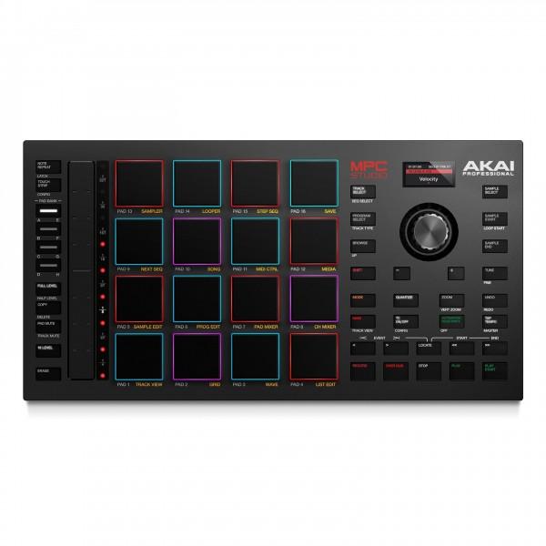 Akai Professional MPC Studio MIDI Controller - Top