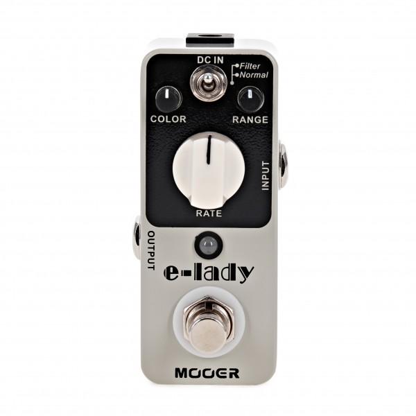 Mooer MFL1 Electric Lady Analog Flanger Pedal