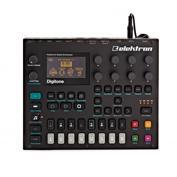 Elektron Digitone 8-Voice Polyphonic Digital Synthesizer