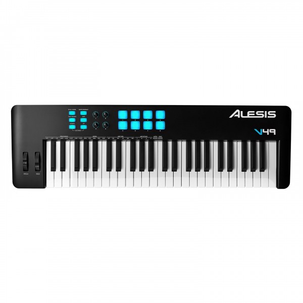 Alesis V49 MKII MIDI Keyboard Controller