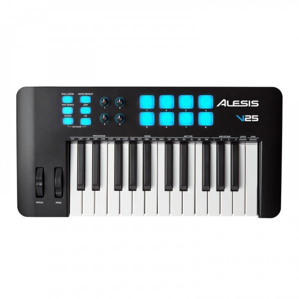 Alesis V25 MKII MIDI Keyboard Controller