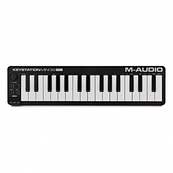 M-Audio Keystation Mini 32 MKIII USB MIDI Keyboard