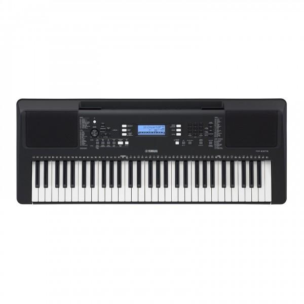 Yamaha PSR E373 Portable Keyboard, Black