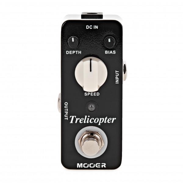 Mooer MTR1 Trelicopter Optical Tremolo Pedal