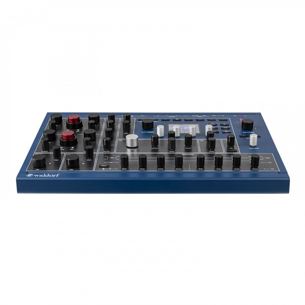 Waldorf M Wavetable Synthesizer - front
