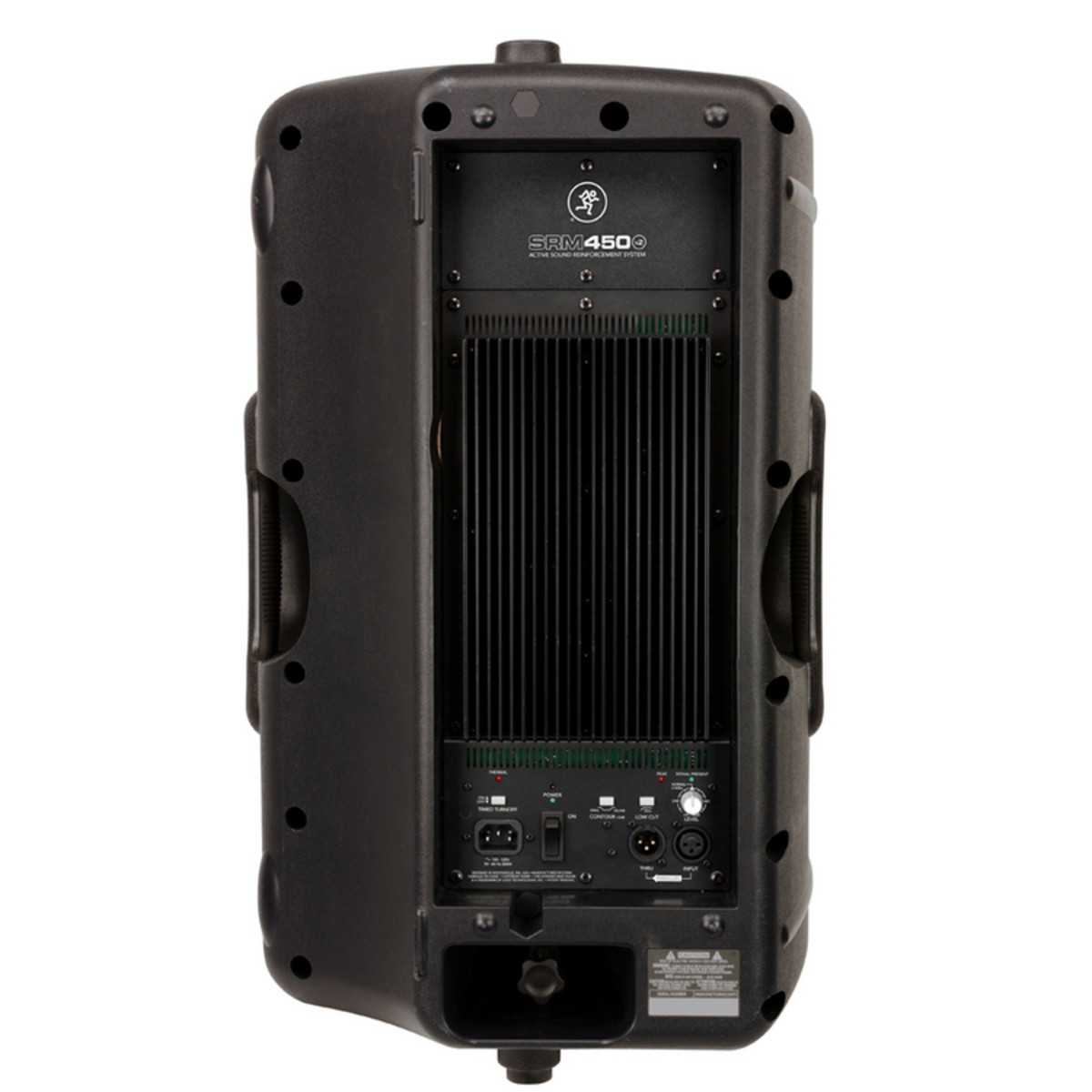 mackie srm450 v2 active pa speaker nearly new at gear4music. Black Bedroom Furniture Sets. Home Design Ideas