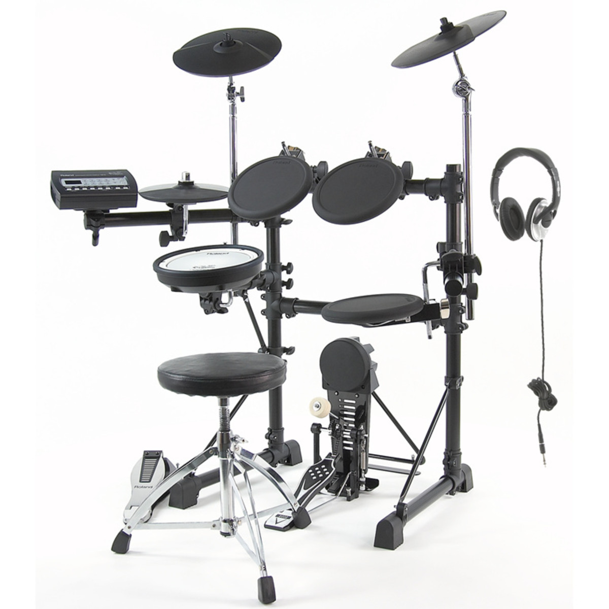 DISC Roland TD-3KW V-Drums with Pedal & Stool