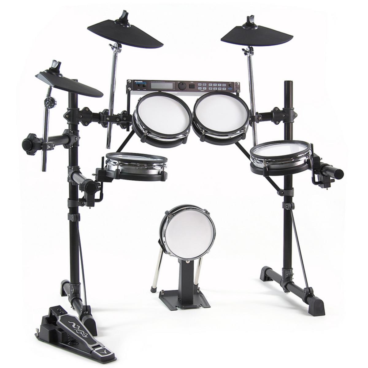 87349c103227 DISCONTINUED Alesis DM5 Pro Electronic Drum Kit. DM5PROKit. Loading zoom