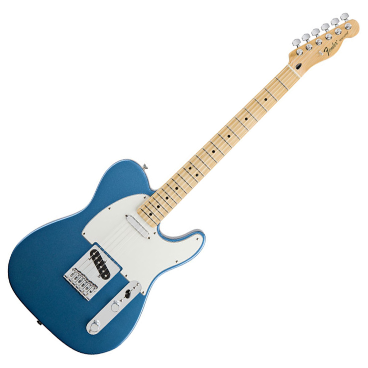 fender standard telecaster lake placid blue nearly new at gear4music. Black Bedroom Furniture Sets. Home Design Ideas