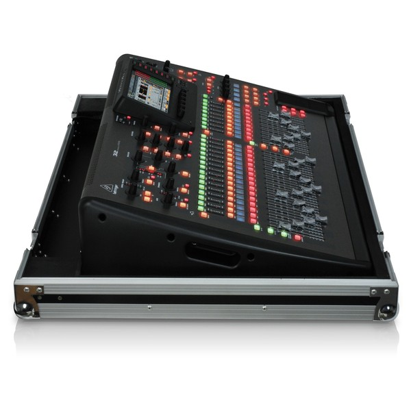 Behringer X32 TP Mixing Console, Side