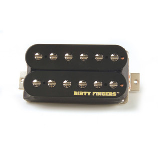 Gibson Dirty Finger Humbucker Pickup, Double Black Coil