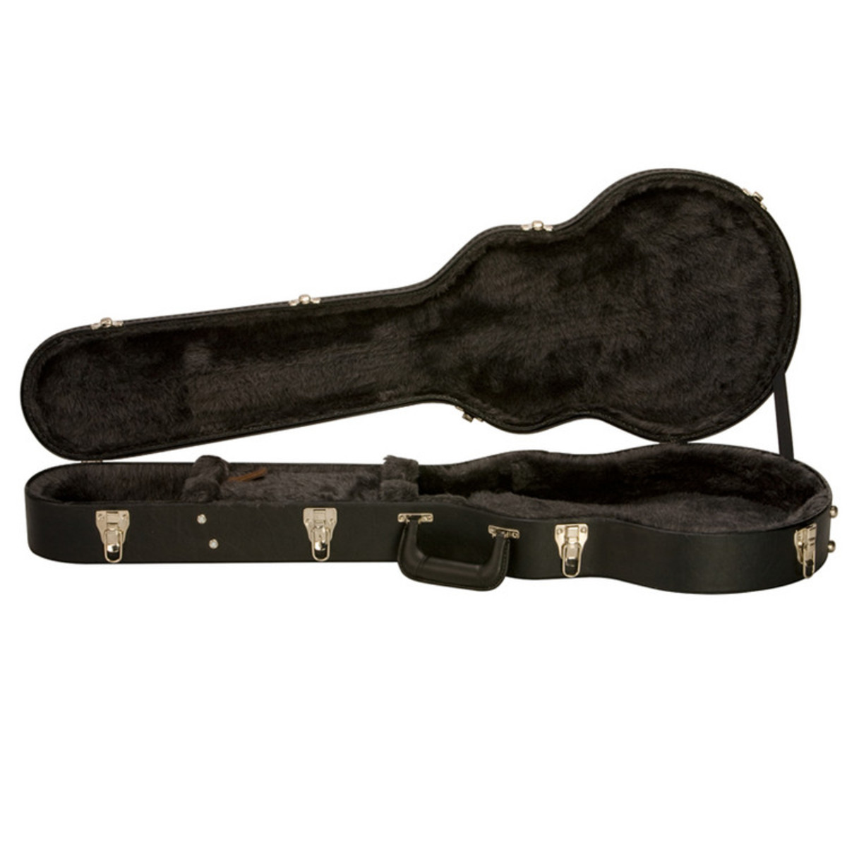 gibson les paul hard shell guitar case at gear4music. Black Bedroom Furniture Sets. Home Design Ideas