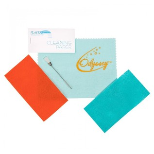 Odyssey Flute Care Kit contents