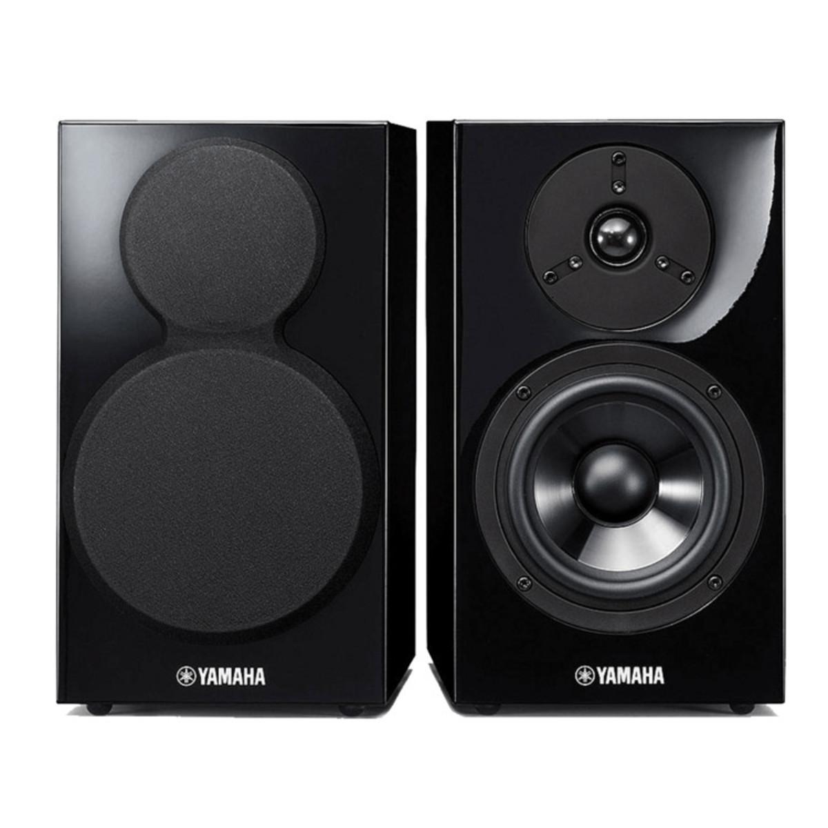 DISC Yamaha NS-BP300 Hi-Fi Speaker Pair, Piano Black bei Gear4music