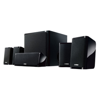 Yamaha NS-P40 5.1 Surround Sound System, Black