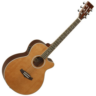 Tanglewood Evolution TF Folk Cutaway, Natural