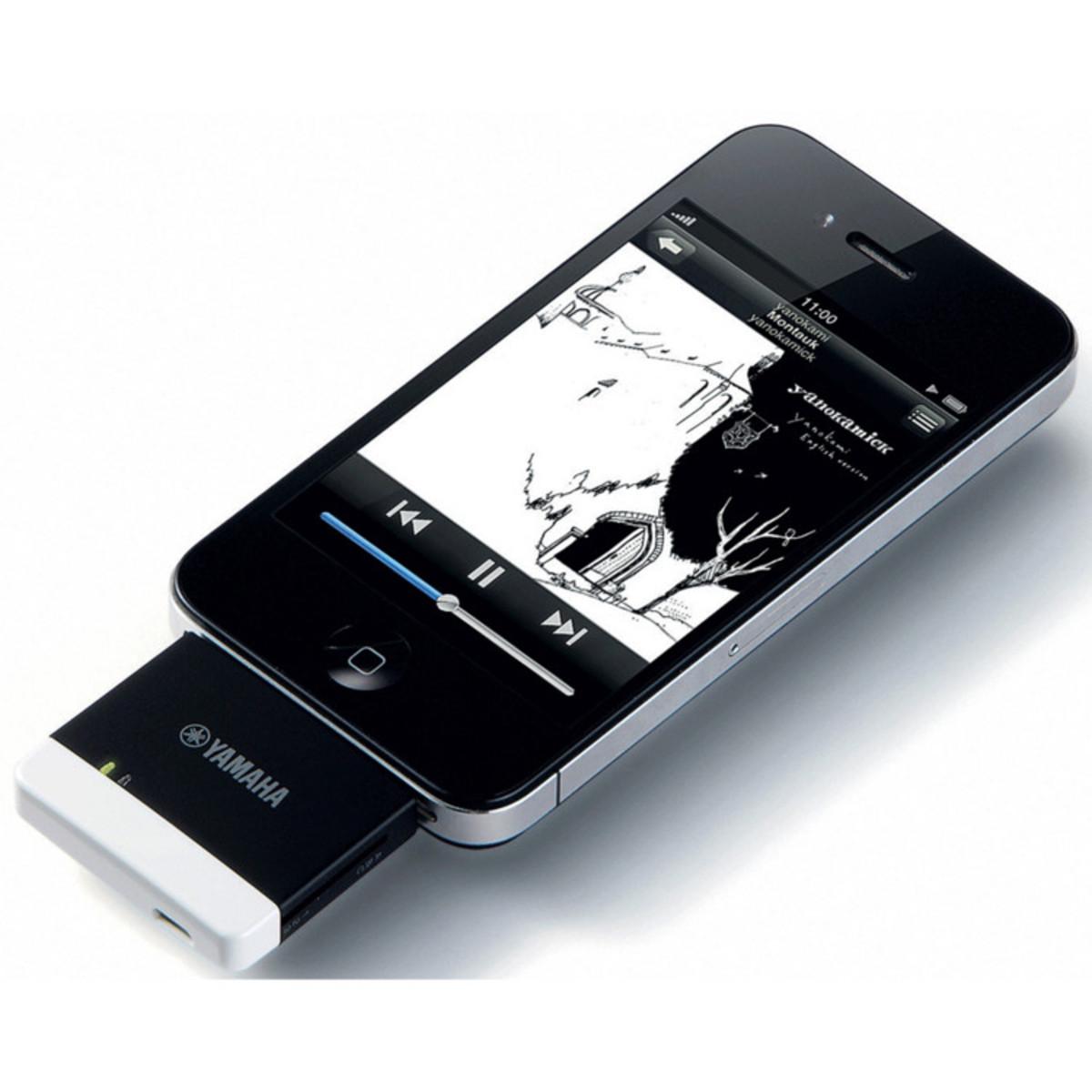 Yamaha YIT-W12 Streaming sans-fil pour iPod iPhone iPad et Mac PC ... 48de2a2b3903