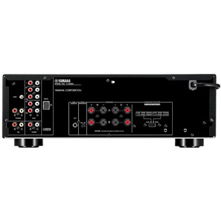 Yamaha A-S300 Amplifier, Back