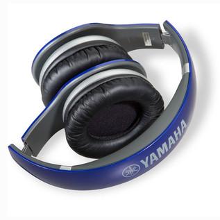 Yamaha HPH-PRO500 Premium High-Fidelity Over-Ear Headphones, Blue