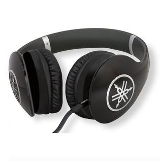 Yamaha HPH-PRO400 High-Fidelity Over-Ear Headphones, Black