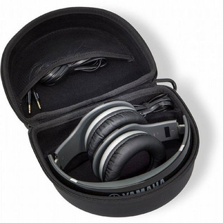 Yamaha HPH-PRO400 High-Fidelity Over-Ear Headphones, Black
