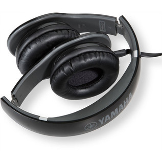 Yamaha HPH-PRO300 High-Fidelity On-Ear Headphone, Black