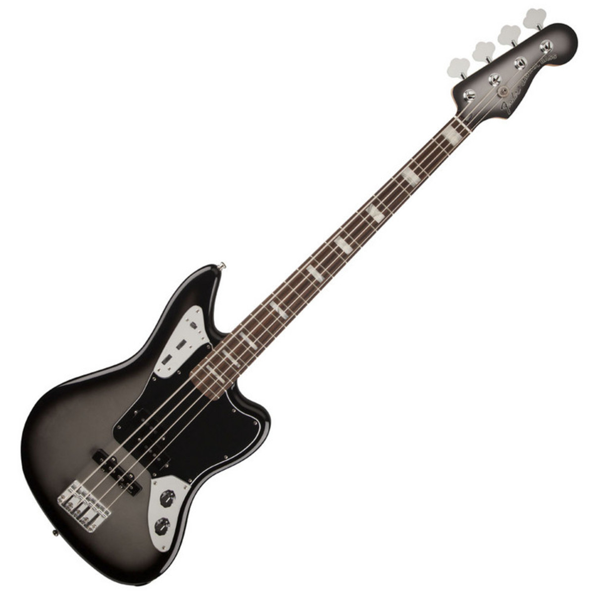 fender troy sanders jaguar bass at gear4music