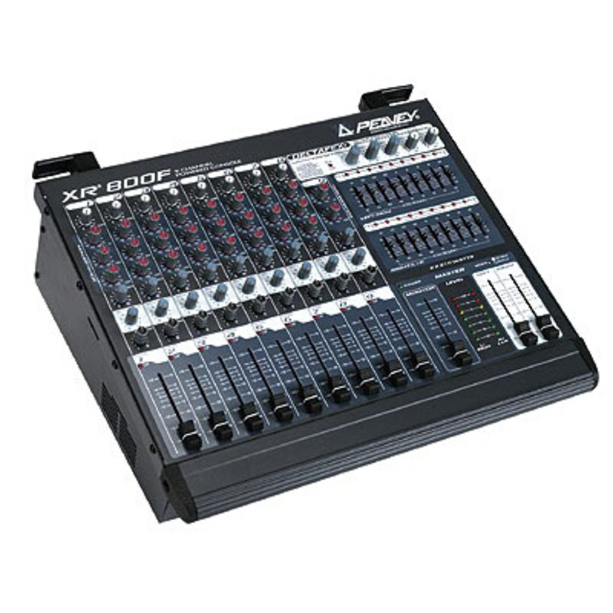 table de mixage amplfi e de xr800f peavey. Black Bedroom Furniture Sets. Home Design Ideas