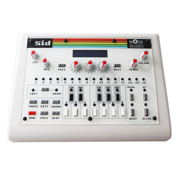 DISC Mode Machines SID 8 Bit Synthesizer Module