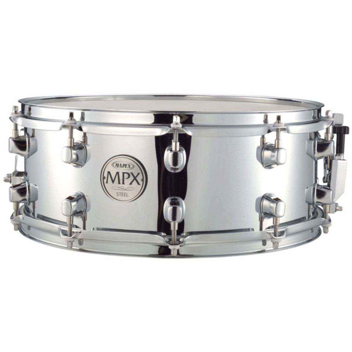 Click to view product details and reviews for Mapex Mpx 14 X 55inch Steel Snare Drum.