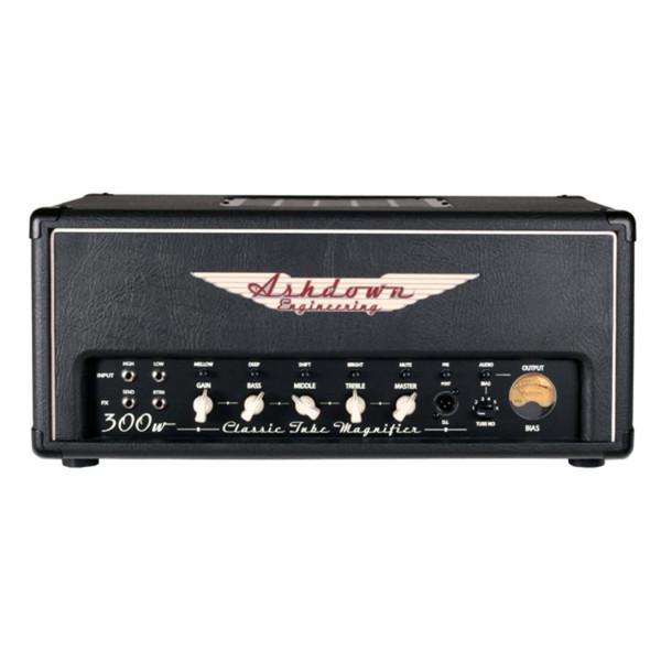 Ashdown CTM-300 300 Watt All Tube Bass Amp Head