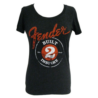 Fender Ladies Built 2 Inspire T-Shirt, Small