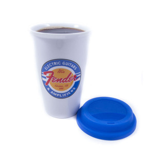 Fender Ceramic Cup 11 oz., White