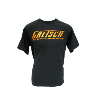 Great Gretsch Sound T-Shirt, Black, Large