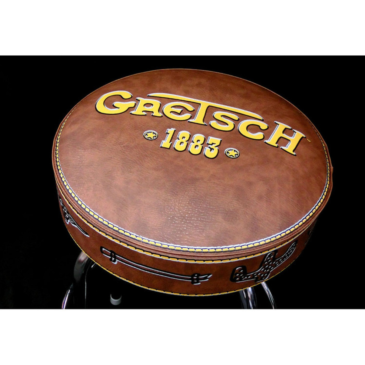 Gretsch 1883 Tabouret De Bar 24 Pouces 224 Gear4music Com