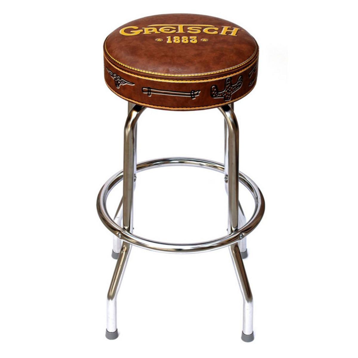 Gretsch 1883 30  Bar Stool  sc 1 st  Gear4music & Gretsch 1883 30