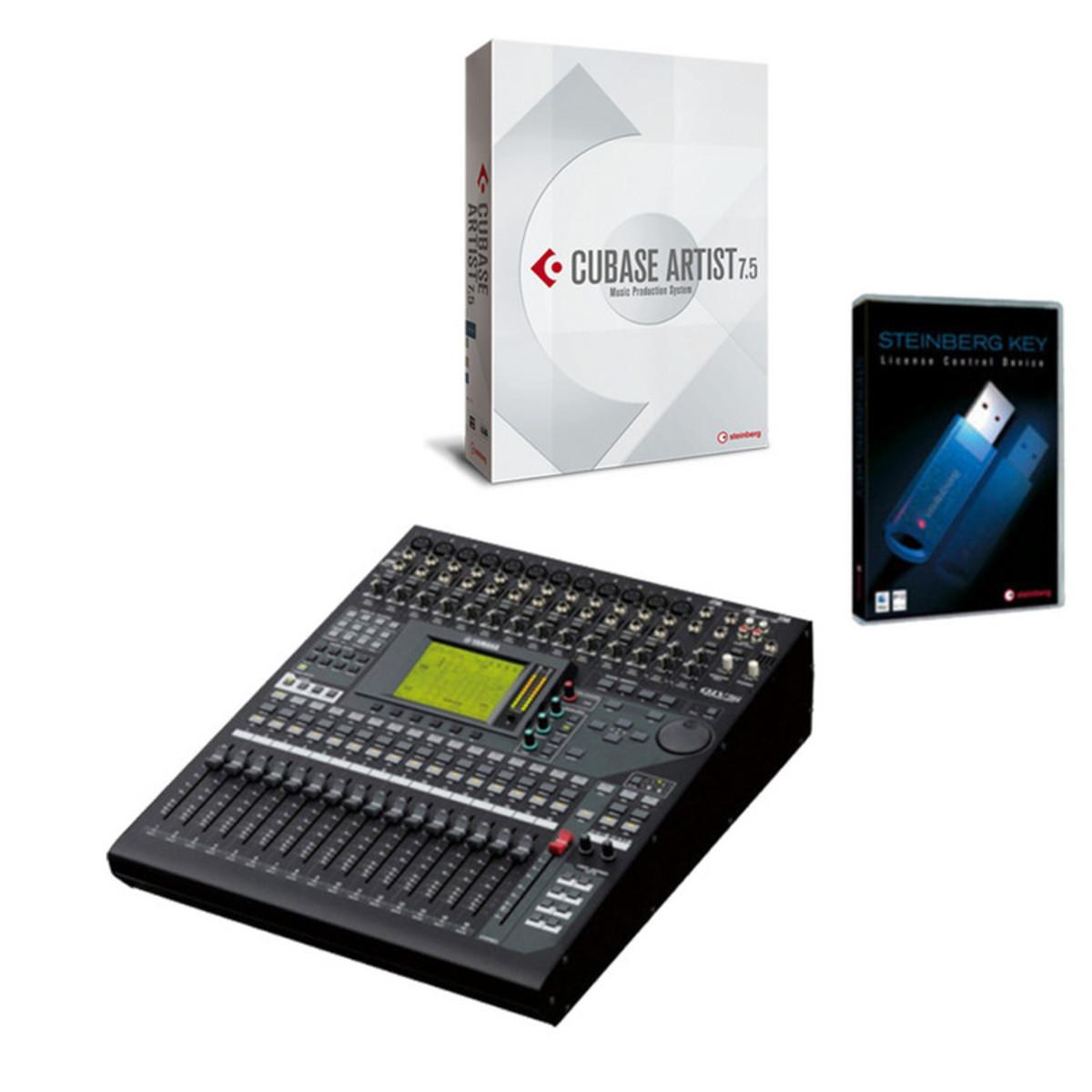 Disco Yamaha 01v96i Mezclador Digital Actualizaci N