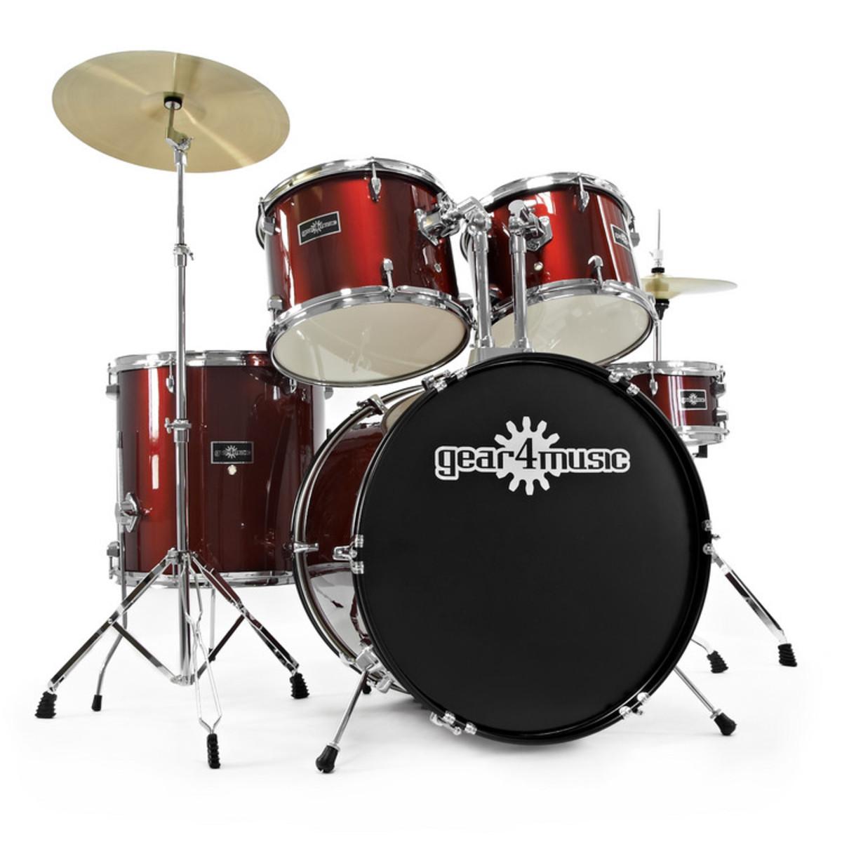 trummor spelare