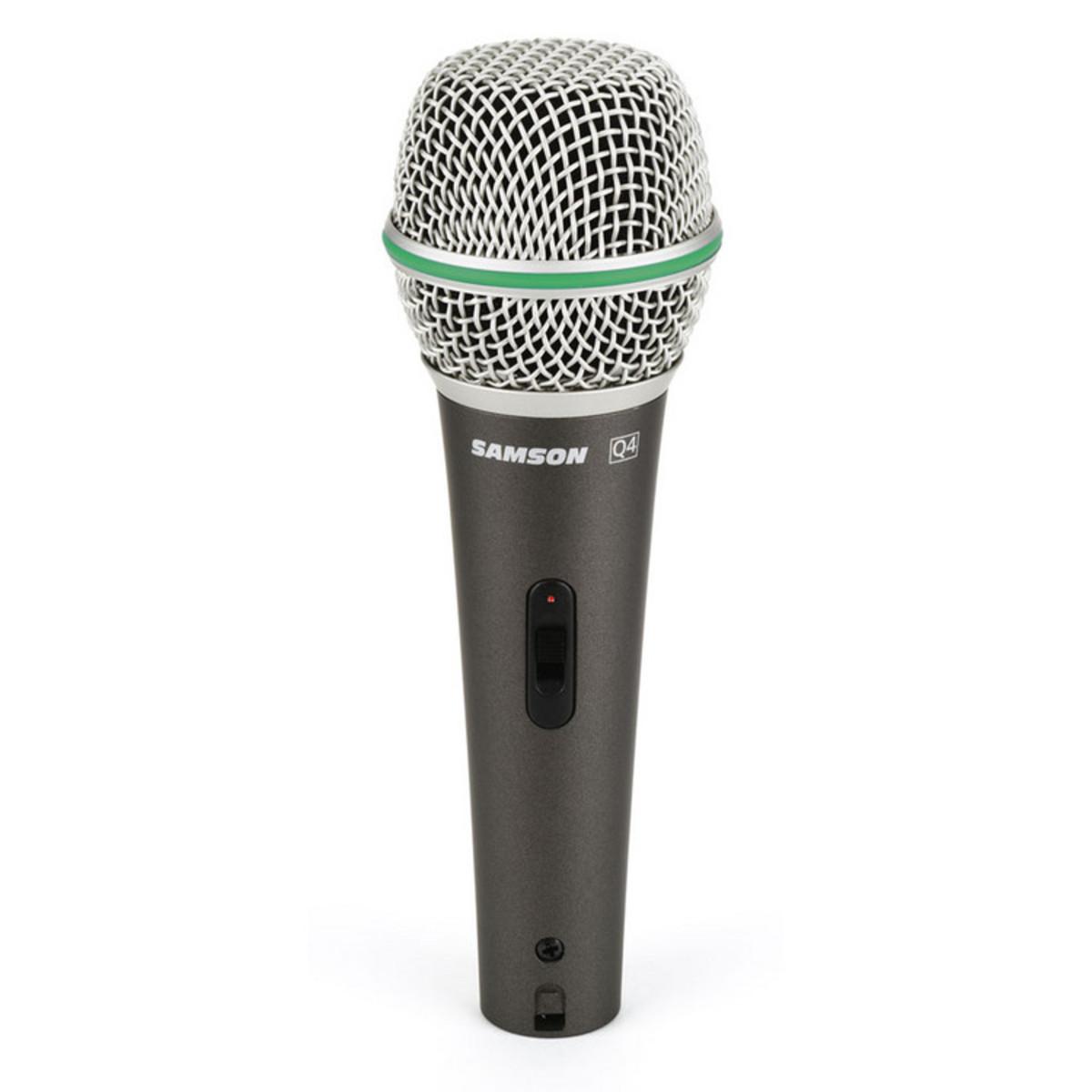 samson q4 cl dynamic microphone at gear4music. Black Bedroom Furniture Sets. Home Design Ideas